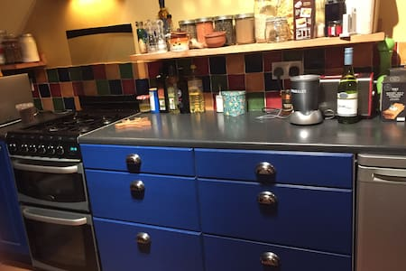 One large double in vibrant Chorlton - Manchester - Ház