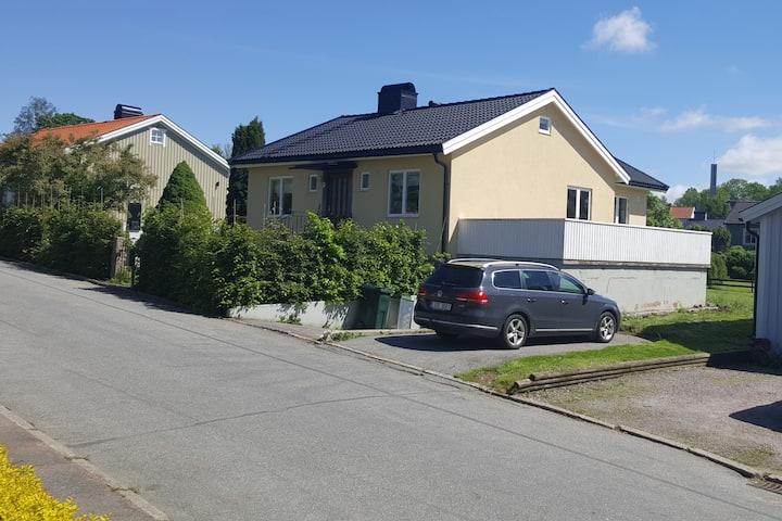 Trevligt boende med närhet till centrala Göteborg!