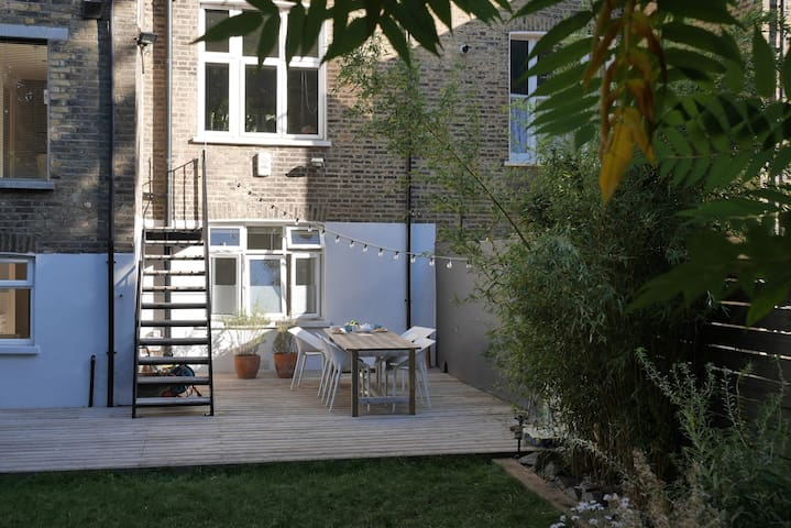 Great flat close to central London