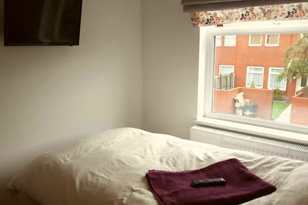 Cosy room in Townhouse