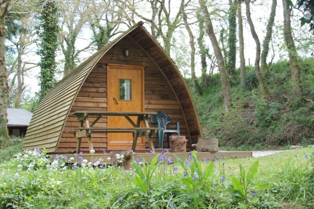 Glamping all year 'round