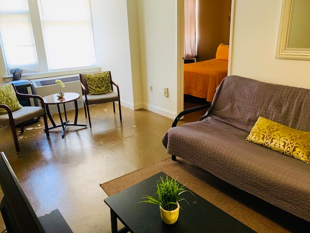 Affordable & Pet Friendly Apt - Downtown Memphis