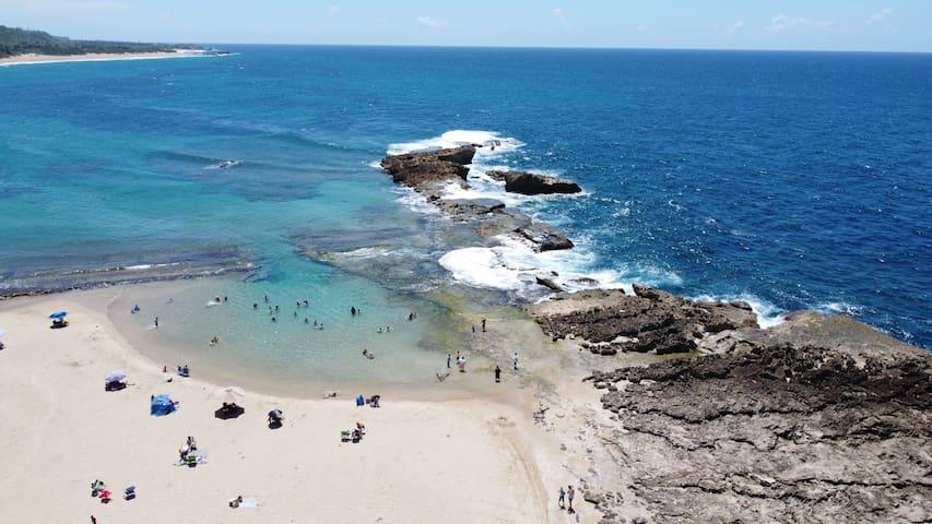 Casabela OCEAN VIEW WiFi/HotWater/AC *LowCleanFee!