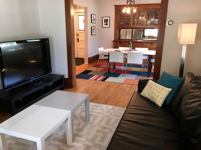 uptown home near lake calhoun houses for rent in minneapolis
