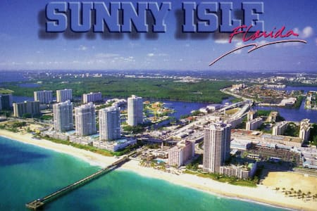 5 minutes to everything.. - Sunny Isles Beach - Apartment