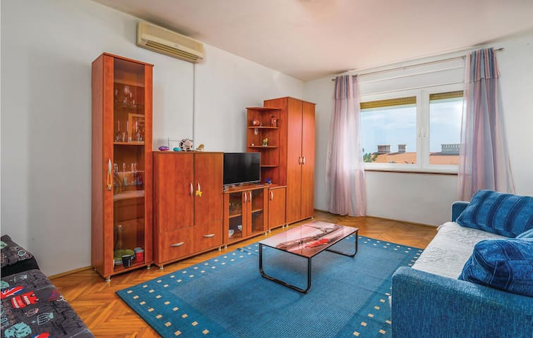 Holiday apartment with 1 bedroom on 56m² in Rijeka