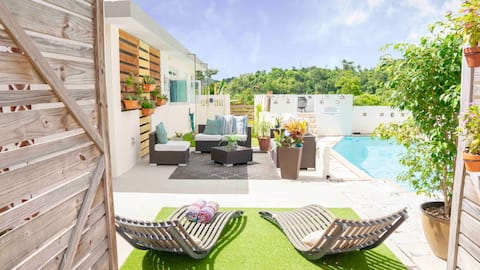 Villa with Private pool, near san juan, retreat