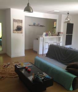 grand t2 pleine campagne à 10mn d'aix en provence - Le Puy-Sainte-Réparade - Apartament