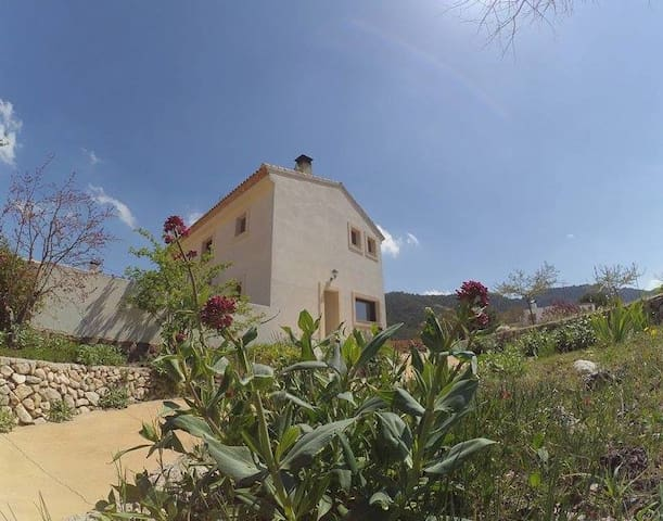 Casa Rural para 8personas - Petrer - Rumah