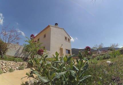 Casa Rural para 8personas - Petrer