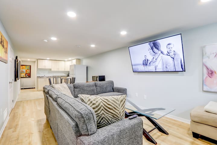Comfortable, Modern, Quiet and Spacious Apartment