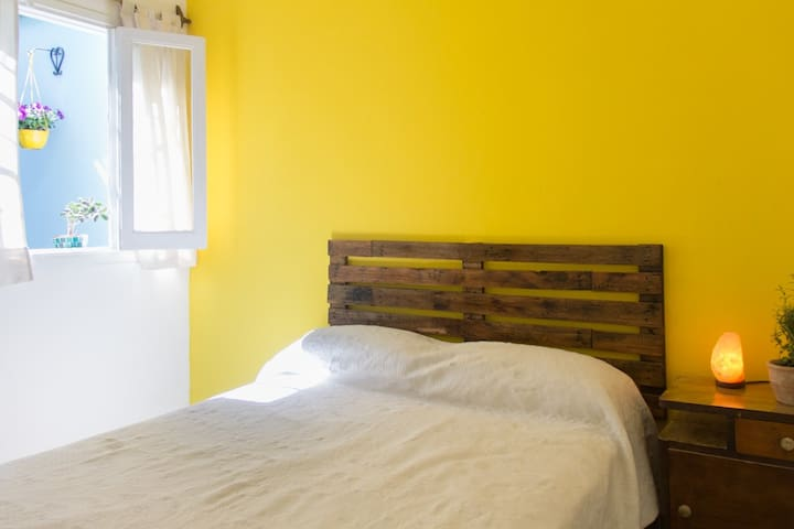 Brighty room in beautiful house w/ breakfast - เมนโดซา - บ้าน