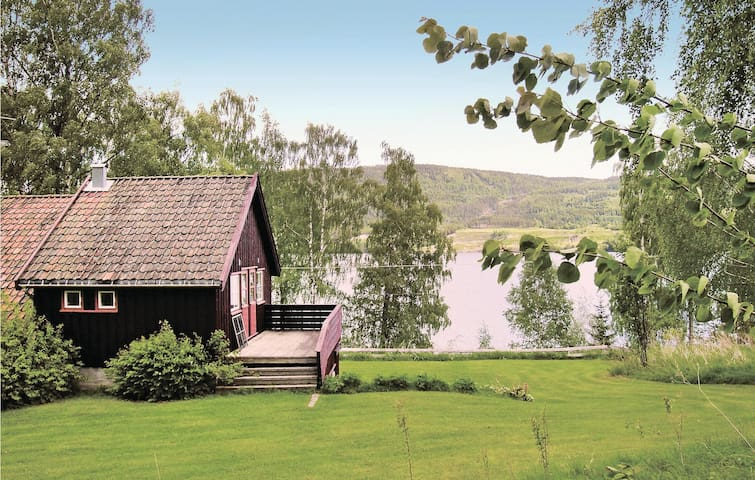 Holiday cottage with 3 bedrooms on 108m² in Hov
