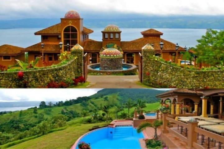 Lake Arenal Killer View Villa