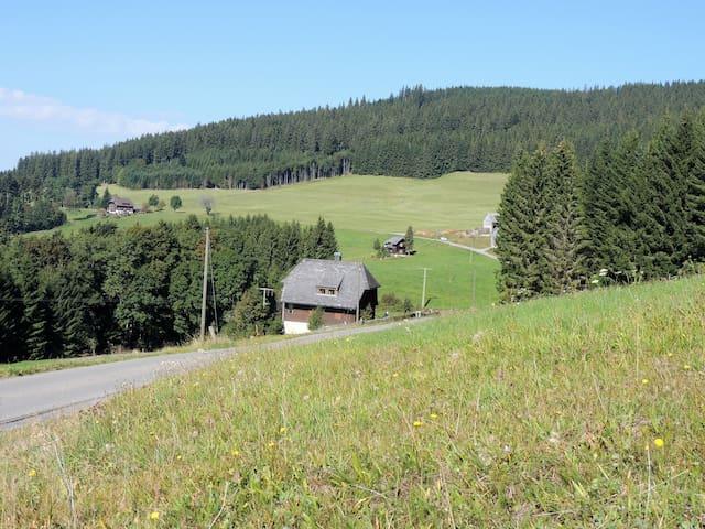"""Historisches Schwarzwaldhaus  """"Seiler-Haus"""" - Titisee-Neustadt - Talo"""