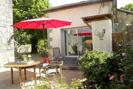 Douceur de vivre en Périgord vert (chambre d'hôte) - Grand-Brassac - Szoba reggelivel
