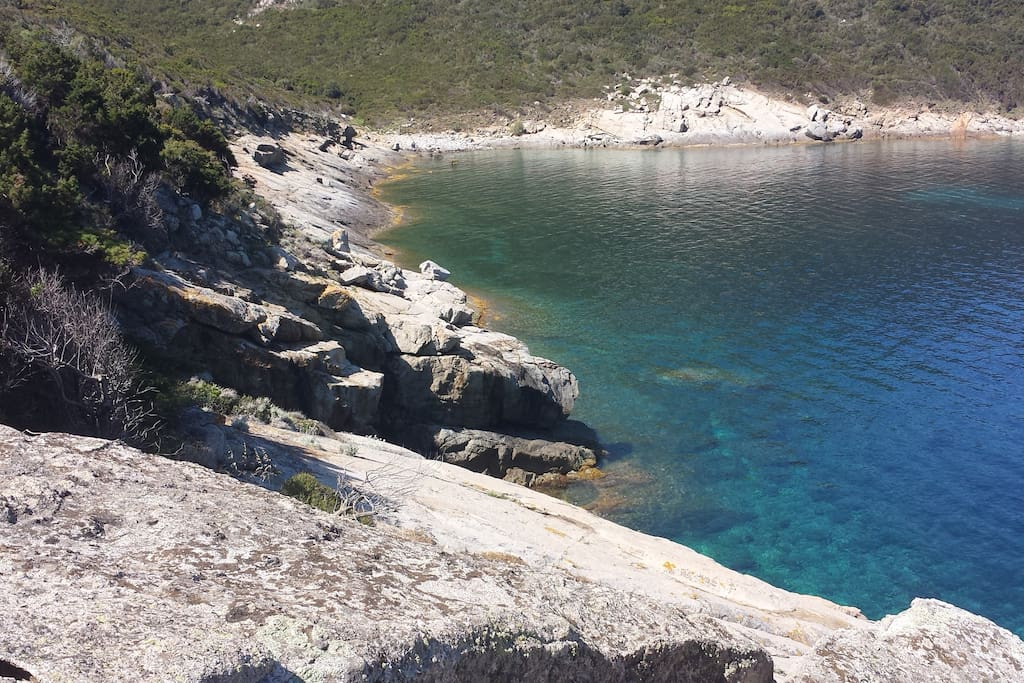 Réveil en baie d'Alusi