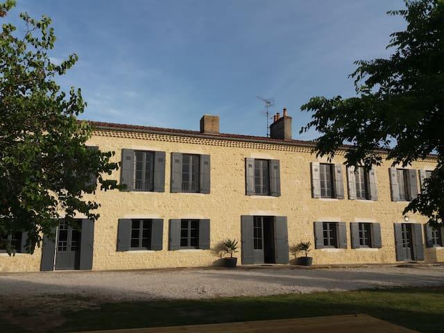 Château La Valière, séjour au coeur des vignes
