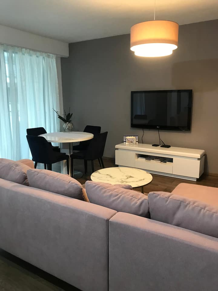 Cozy, new and luxury apartment in City center