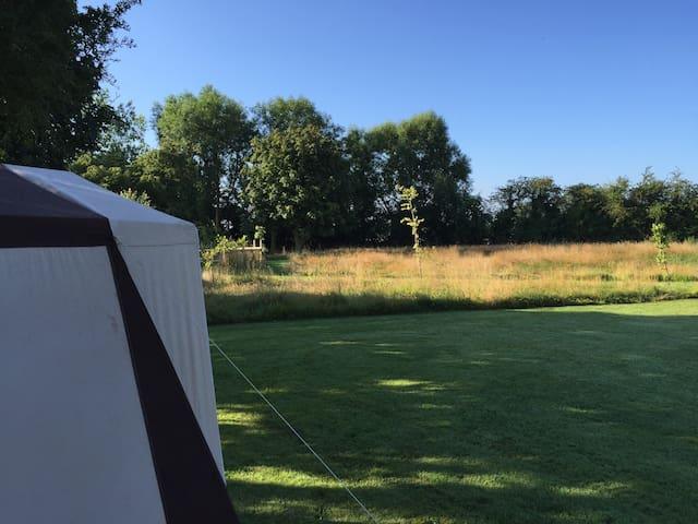 Hideaway Camping (bring own tent)
