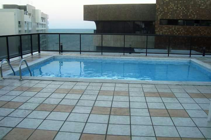 Apartment a 5 minutes to Praia de Ponta Verde.