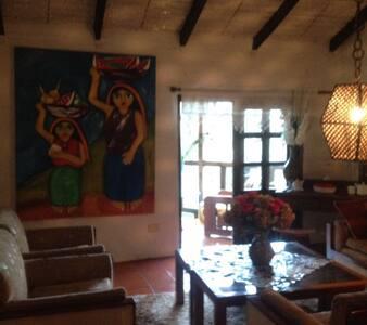 visita dapa  y disfruta de la naturaleza - Yumbo - Casa