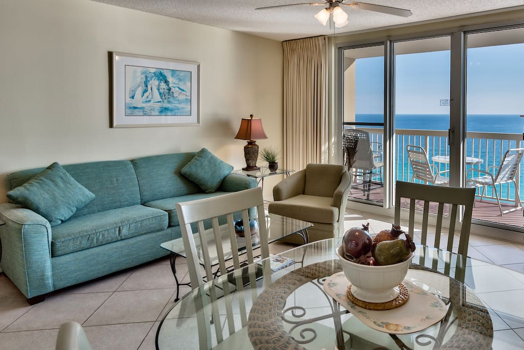 17th floor right on pelican beach great views for 17th floor
