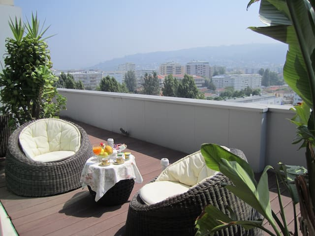 Amazing suite in the city center - Braga - Flat