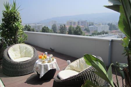 Amazing suite in the city center - Braga - Flat