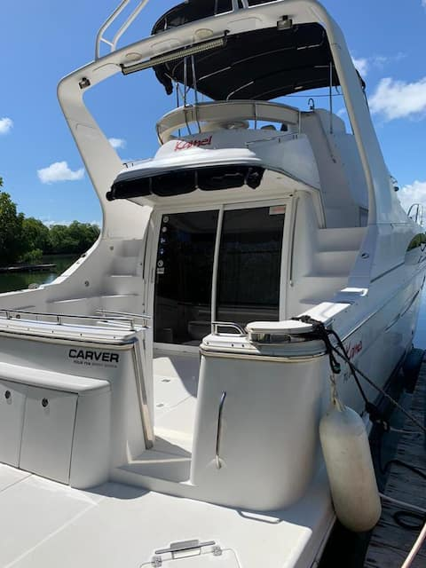 Barco la luisa