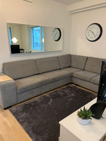 Modern apartment with sauna (Airport 2,7km)
