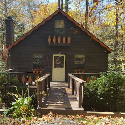 Cabin in the Blue Ridge Mountains (Land Harbor) - Newland - Cabaña