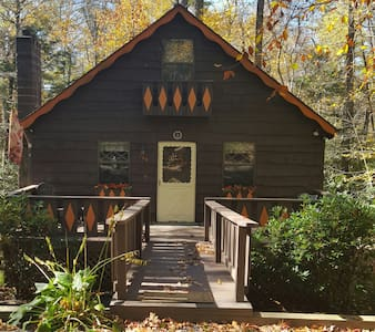 Cabin in the Blue Ridge Mountains (Land Harbor) - Newland - Chatka