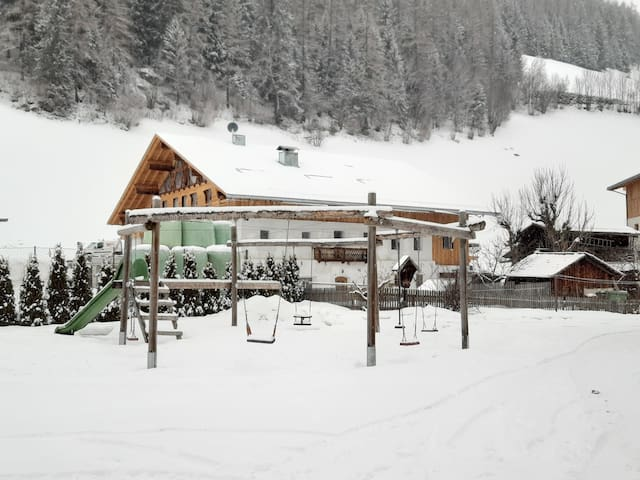 Cosy Holiday Apartment on the Health Farm Wollbach - Gruberhof with Wi-Fi, Balcony & Mountain View; Parking Available, Pets Allowed
