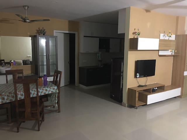 Luxurious 2 bhk apartment - Bangalore - Appartement
