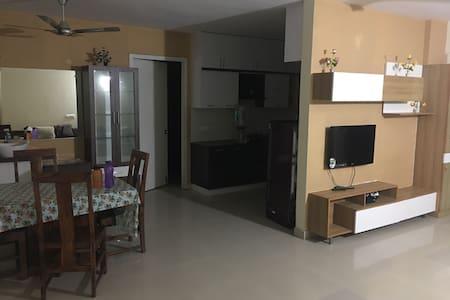 Luxurious 2 bhk apartment - Bengaluru - Huoneisto