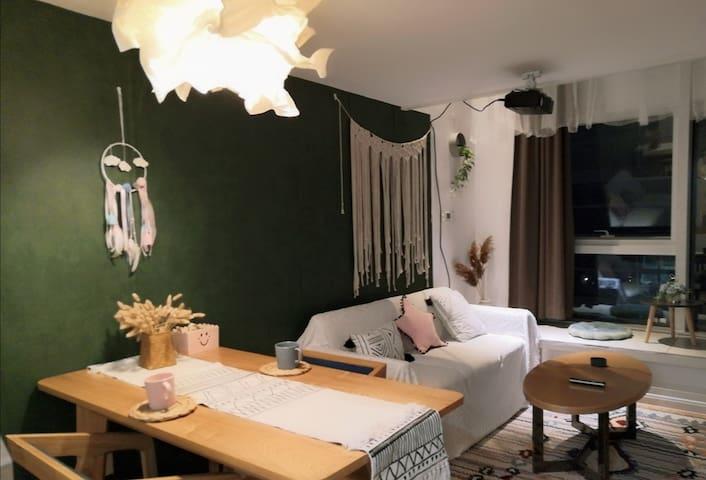 中南城摩洛哥浪漫风情复式公寓