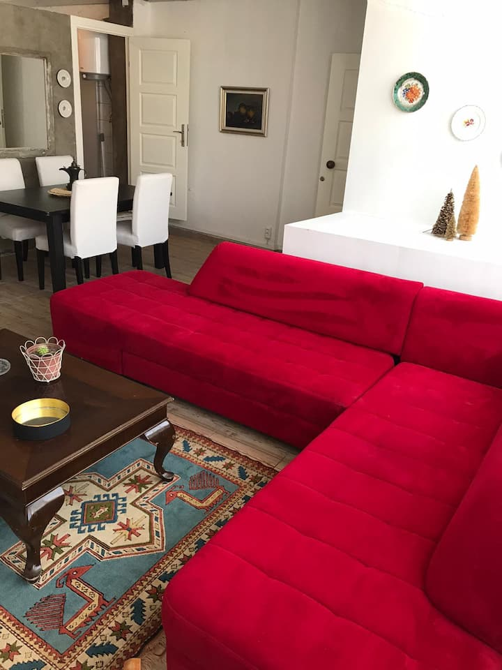 COZY APARTMENT IN ALSANCAK