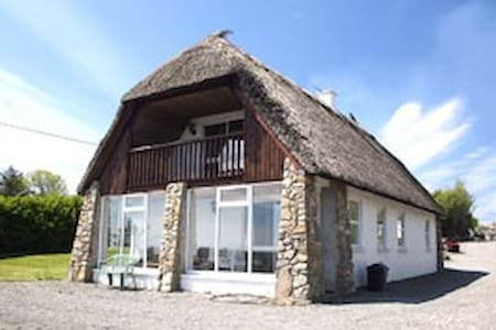 Brendan's Cottage - Galway - Natur-Lodge