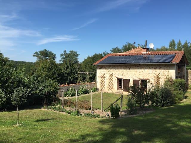 Le Tilleul - Rouzède - House