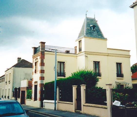Maison de caractère proche Paris