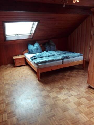 Ferienhaus Saatmann Zimmer 4