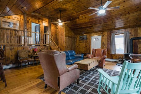 Rustic Hopatcong Cottage