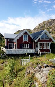 Sharming cabin in Sund - Flakstad  - Hytte