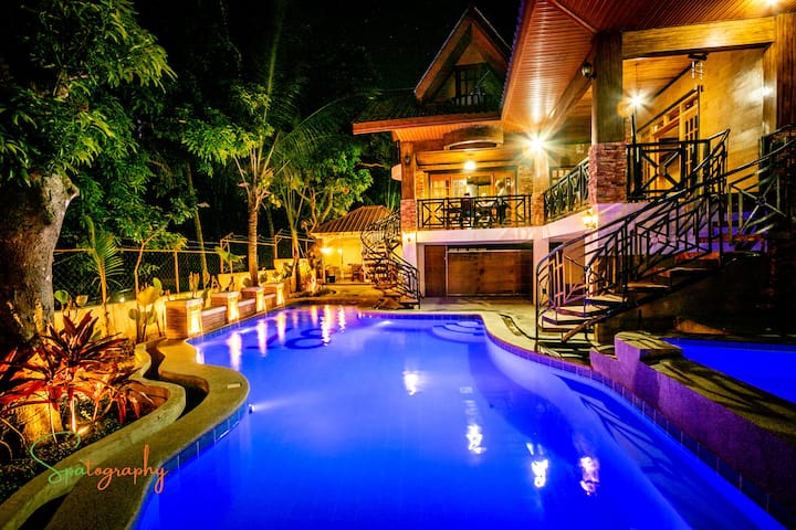 TJM Tropical Resort - The Main House