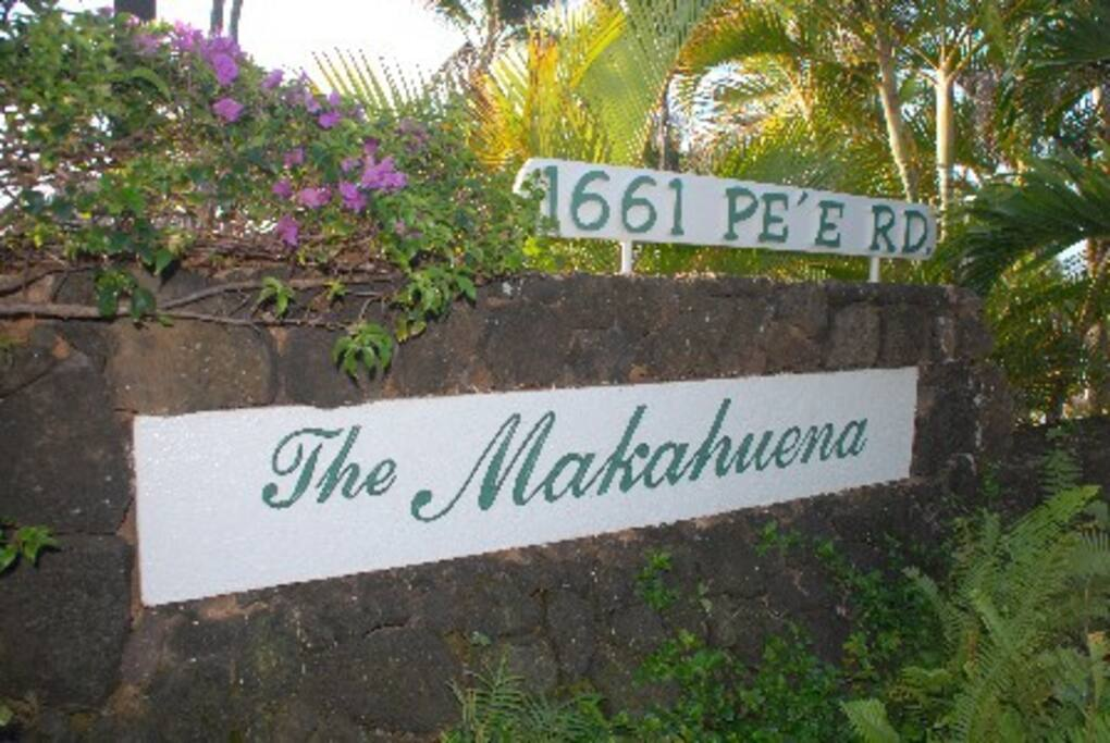 The Makahuena condo complex is located on the southern tip of Kauai.
