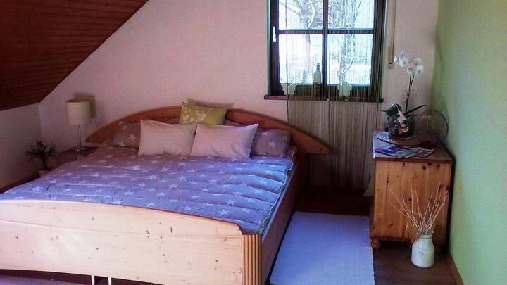Ruhiges Zimmer in Kronach bei einer Ungarin  :)