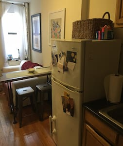 Charming one BR apartment in heart of Nolita/SoHo
