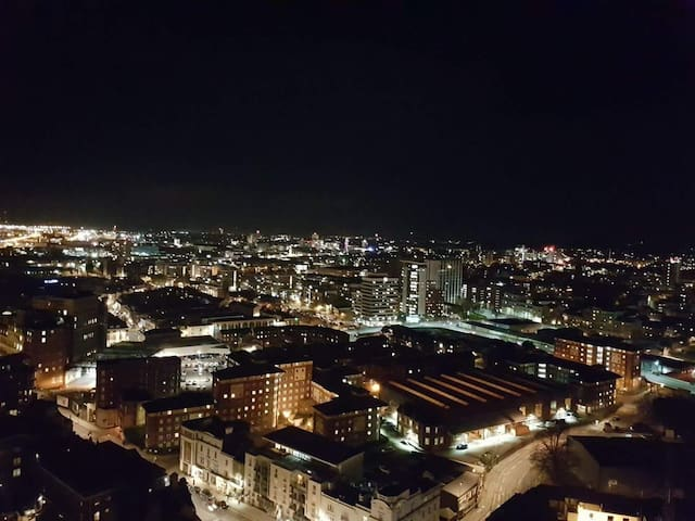 Penthouse with amazing views - Southampton - Appartement