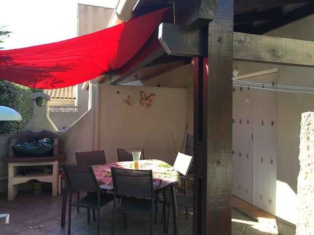 Maison de vacances à proximité du bord de mer - Narbonne